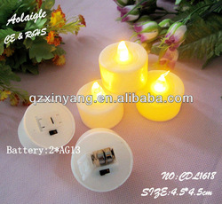 New Pattern Make Decorative Candles Home