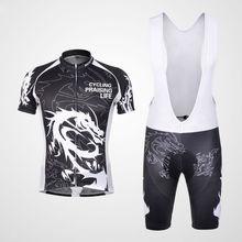 MONTON Dragon Black 2012 custom cycling wear