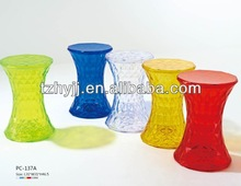crystal Diamond Stool