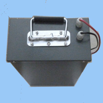 Wind/solar system 12v lifepo4 100ah rechargeable storage battery