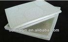 PVC laminated gypsum board ceiling tile