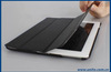 fullbody magnetic PU leather smart cover case for ipad 3