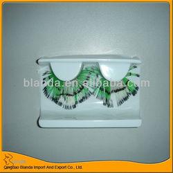 cheap eyelash fancy color feather false eyelash alibaba ltd