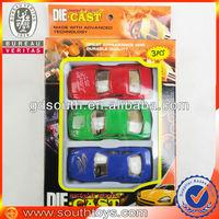 6cm cheap metal car model kits