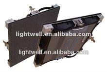 alibaba express aluminum cabinet Easy for installation and transportation for!!!!! rental led display screen