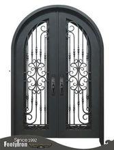 custom ornamental iron doors FD-030