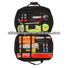 DIY auto car emergency kit roadside auto safety kit CAR EMERGENCY KIT