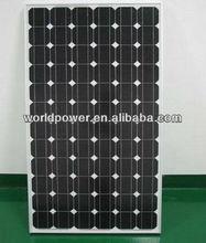 High Efficiency 160W 170W 180W Solar Panel