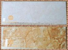 De mármore telha da parede design imagem 300 x 900 mm