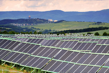 solar photovoltaic electrical system full kit portable solar panels 5000W