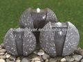 caliente la naturaleza al aire libre de granito jardín fuente de agua