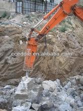 EDT Jack Hammer excavator attachment