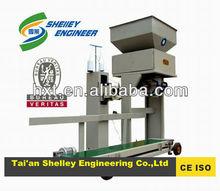 granule packaging machine for fertilizer big bag semi-automatic