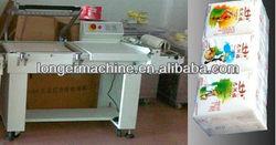 Pneumatic L model Cutting and Sealing Machine|Multifunctional Pneumatic L model Cutting and Sealing Machine