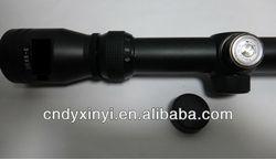 3-9x50 rifle scope