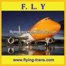 Air cargo shipping from Shanghai/Shenzhen/HK to Lagos Nigeria