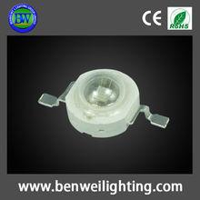 high efficiency bridgelux 1w high power 440nm LED