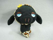 Bh11084a lindo cerdito de peluche de juguete, Cerdo de la felpa
