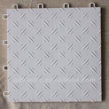 super white floor tile