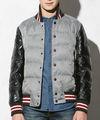 2013 personalizado moda jaqueta de futebol americano