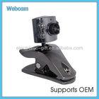 Bulk Mini USB PC Camera Clip Webcam