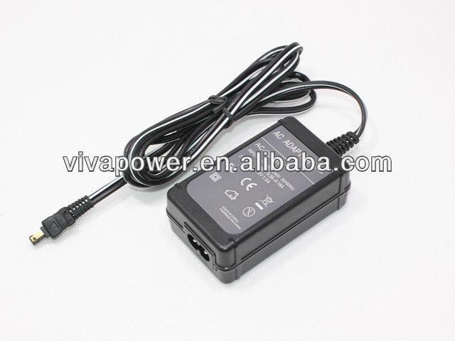 Ac-ls5 AC adaptador de corriente / cargador para Sony Cybershot DSC-P8 P10 P200 W70 DSC-T88