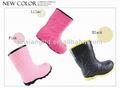Los niños baratos de moda las botas de nieve jx-916