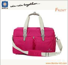 2014 newest Fashion nylon duffel bag, outdoor sport bag