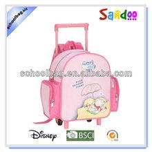 sandoo 600*300D/PVC Trolley Bag