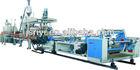 PET plastic sheet extrusion machine