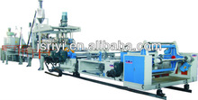PET plastic sheet extrusion machine