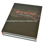 Stone Sample Book