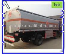Dongfeng 3 eixos caminhão tanque de óleo para a venda quente