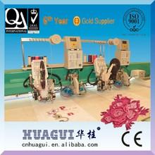 embroidery and rhinestone application machine huagui