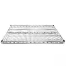 """36""""x72"""" DIY Chrome Plated Wire Shelf"""