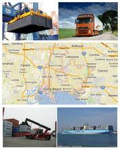 Ocean Shipping from Shanghai to Long Beach, USA