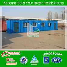 Portabe EPS prefab modular container hotel with competitive price