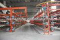 Acero( tela) núcleo cinta transportadora de goma de vulcanización que hace la máquina