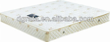 2013 new modern square leisure mattress with import high quality cotton fabric and environmental comfort