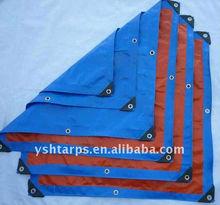 blackout tarpaulin for tent/pe tarpaulin production line/coloured tarpaulin
