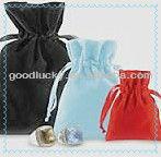 2015 OEM Customized Pendulum Bag , velvet bag, phone bags