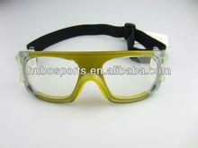 High impact basketball goggles/sports basketball glasses