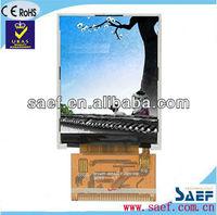 2.40 inch 240*(RGB)*320 QVGA tft lcd screen