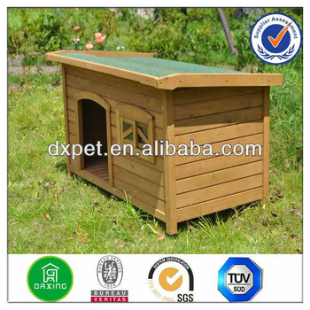 wooden dog kennel DXDH001