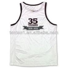 New arrival wholesale clothing sports wear basketball uniform design