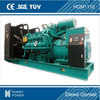 1000kVA Diesel Genset with 3 Phases 4 Wires Alternator