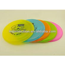plastic pet 8inch frisbee