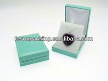 Plastic hinged jewellery boxes for birthday