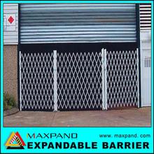 OEM Expandable Custom Industrial Retractable Gate