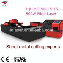 Tianqi Laser Offer Fiber Laser Cutting Equipment Supplier